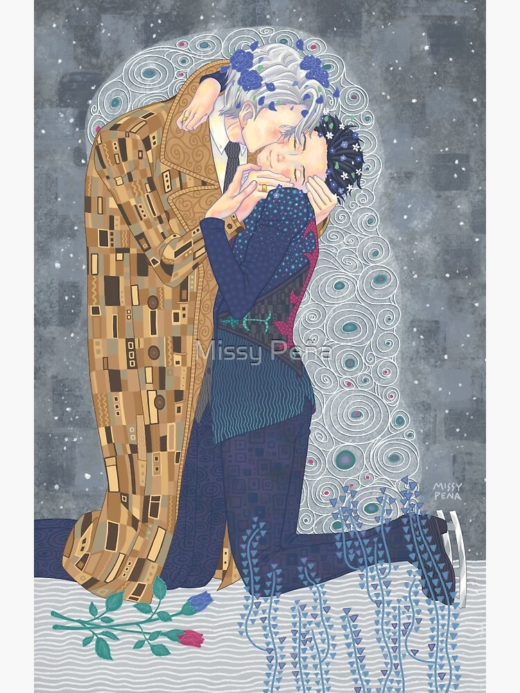 Kiss on Ice by zimmay