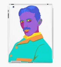 Tesla iPad Case/Skin