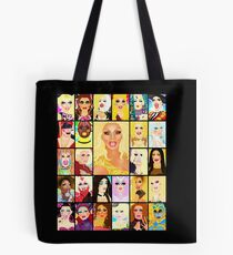 DRAG QUEEN ROYALTY Tote Bag