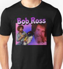 90s Retro Bob Ross T-Shirt