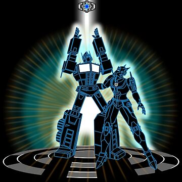 CyberTRON by Demonlinks