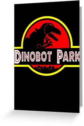 Dinobot Park by Demonlinks