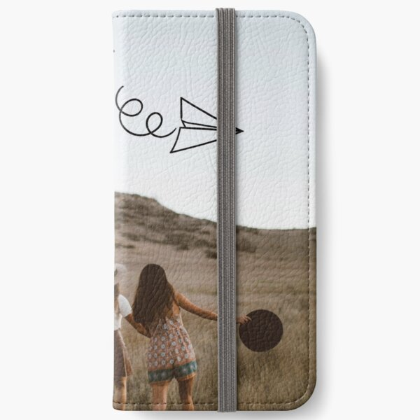 """""""She is Always Right"""" - pg. 105 iPhone Wallet"""