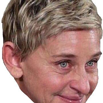 Ellen Crying Meme  by emilyosman