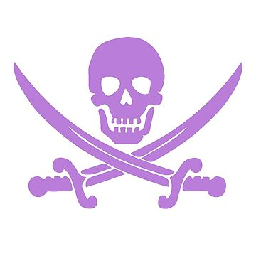 Jolly Roger Purple by theMaestro