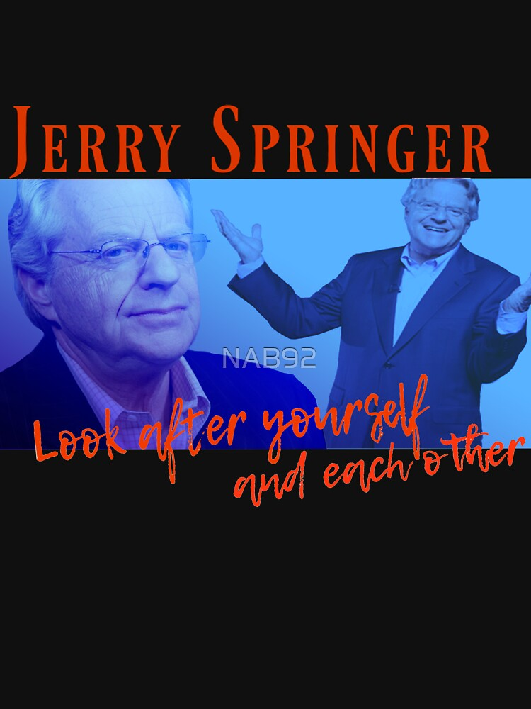 Jerry Springer Retro 90s by NAB92