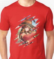 Camiseta unisex Megumin