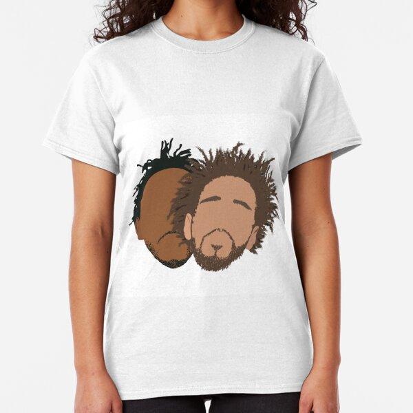 J.Cole and Kendrick Lamar Classic T-Shirt