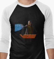Vibe - CW Flash Version Men's Baseball ¾ T-Shirt