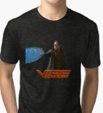 Vibe - CW Flash Version Tri-blend T-Shirt