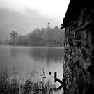 Electric Boathouse, Ullswater by Matthew Walters