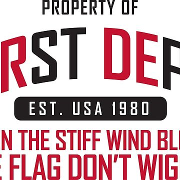 When The Stiff Wind Blows by FirstDept