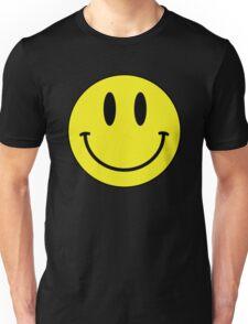 Smiley Face Emoji Unisex T-Shirt