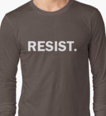 Resist Authoritarianism Trump Resistance T-Shirt