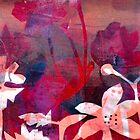 """Poppy Pink Love by Belinda """"BillyLee"""" NYE (Printmaker)"""