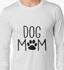 Hundemamma - Custom Design für Hundebesitzer Langarmshirt