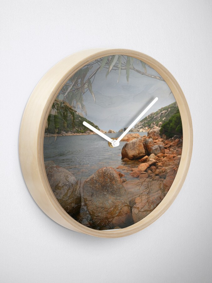 Alternate view of Waychinicup Rivermouth & Reflection Clock
