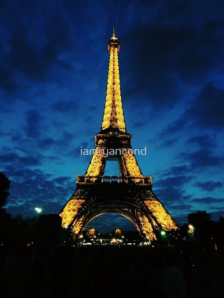 Eiffel by iamryancond