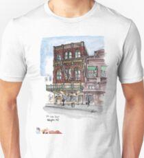 134 Cuba street Wellington New Zealand T-Shirt