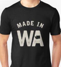 Made in WA Unisex T-Shirt