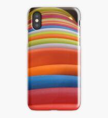 Disc Golf Plastic iPhone Case/Skin