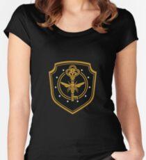brakebills Women's Fitted Scoop T-Shirt
