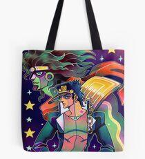 JJBA Tarot - The Star Tote Bag