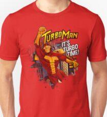 Turbo-Mann Unisex T-Shirt