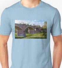 Old Mannum Rail Bridge T-Shirt