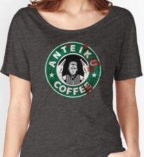 Anteiku coffee - TG Women's Relaxed Fit T-Shirt