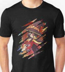 Camiseta ajustada Megumin Kono Subarashii Sekai Ni Shukufuku Wo