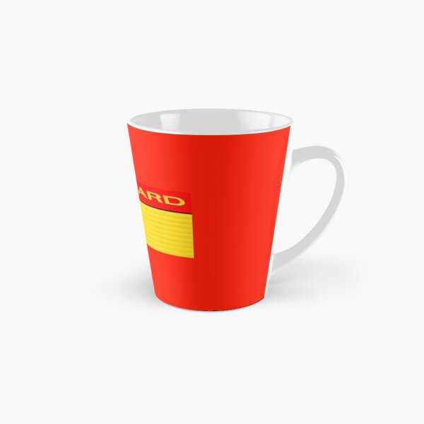 Lifeguard Tall Mug