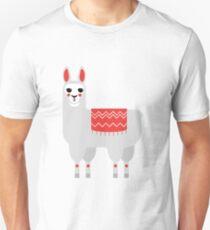 Meet the lama Unisex T-Shirt