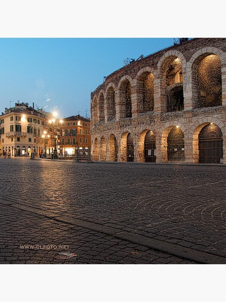 L'Arena, Verona, Italy by leemcintyre