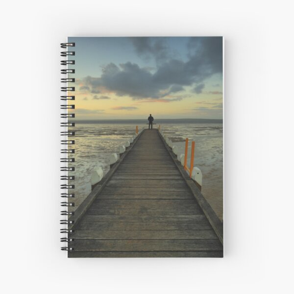 Grantville Solitude Spiral Notebook