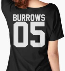 Lincoln Burrows 05 Women's Relaxed Fit T-Shirt