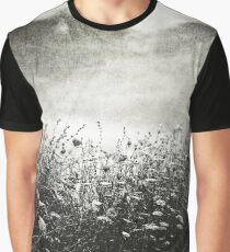 Counting Flowers Like They Were Stars Graphic T-Shirt