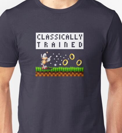Classically Trained: Sonic T-Shirt
