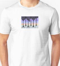Winter Stroll Unisex T-Shirt