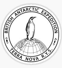 Terra Nova R.Y.S. Sticker