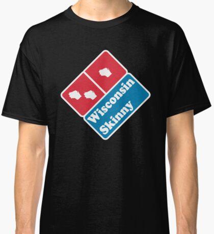 Wisconsin Skinny zaaaaa Classic T-Shirt