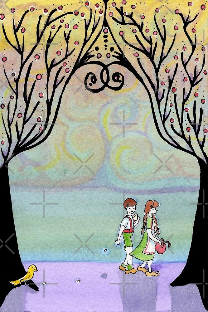 Hansel and Gretel by Amy-Elyse Neer