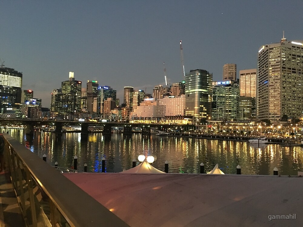 Darling Harbour by gammahil