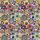 Floral Bonkers by Wendy Howarth