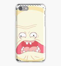 Screaming Sun iPhone Case/Skin