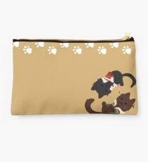 Nyance and Keitten Studio Pouch