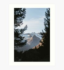 Natural Framing Art Print