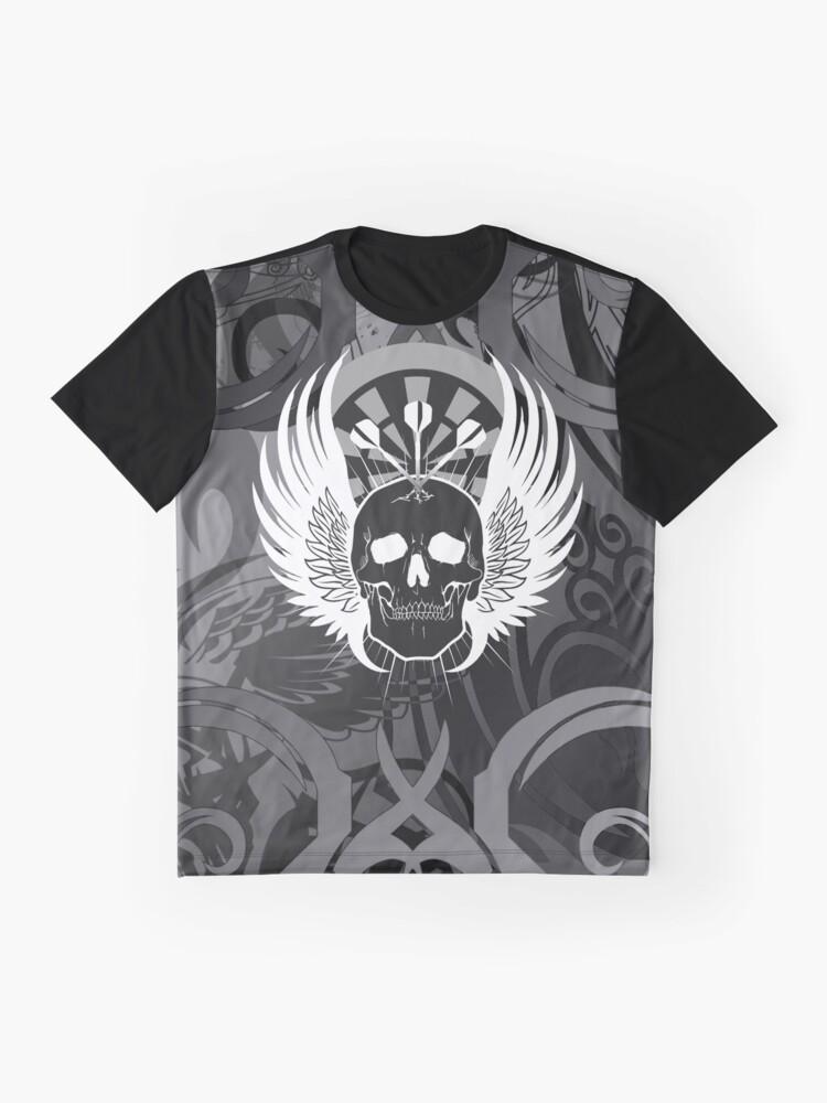 Alternate view of Darts: Army Of Three Graphic T-Shirt