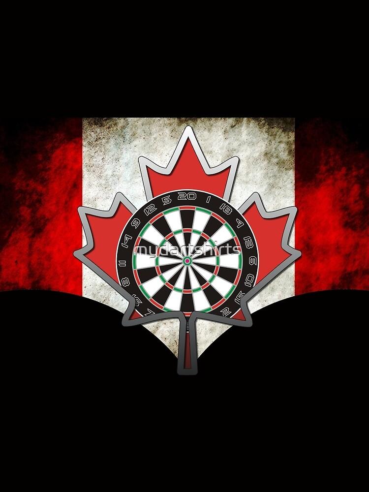 Darts Canada by mydartshirts