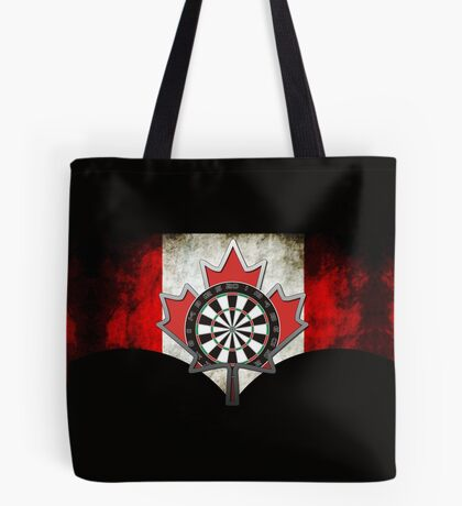 Darts Canada Tote Bag